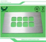 Pièces en aluminium de usinage de grande précision de commande numérique par ordinateur (XY-002)