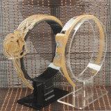 Kundenspezifischer Acrylring-Ausstellungsstand-Halter