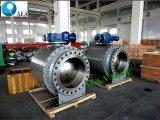 Цена шарикового клапана трубопровода кованой стали API 6D установленное Trunnion