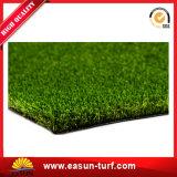 Горячее сбывание Landscaping зеленая блокируя искусственная плитка травы