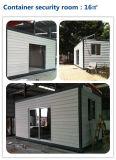 조립식 건물 조립식 집 강철 구조물 모듈 집