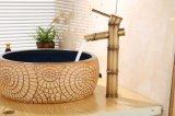 Cascade en laiton se laver les toilettes robinet robinet mélangeur robinet eau du bassin de l'enregistrement