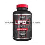 Nutrex Lipo 6 강력한 체중 감소 공식 규정식 보충교재