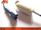 Compatível Oximax da Nellcor DS-100um dedo de adulto Encaixar o sensor de SpO2, 3FT