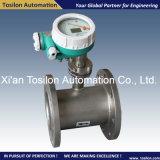 Compteur de débit liquide magnétique avec la Commutateur-Alarme pour l'eau, gas-oil