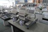 가격을%s 가진 중국 자수 기계, 가장 새로운 2 맨 위 자수 기계, 작은 자수 기계 두 배 헤드 편평한 자수 기계 행복한 자수 기계