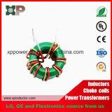 Indutor Toroidal de alta freqüência vertical da bobina