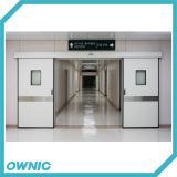 Puerta deslizante hermética de la BI-Partida Qtdm-15