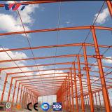 Prefabricated 큰 경간 강철 구조물 작업장