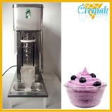 광동 상업적인 사용된 탁상용 소용돌이 과일 아이스크림 기계