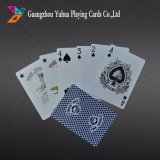 schwarze 330GSM Hülsenpapier-Spielkarten für Kasino