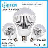 150 vatios de luz de lámpara LED de alta potencia de 15 años, 000 Lumen