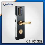 機密保護の電子デジタルRFIDホテルのキーレスドアロック