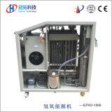 Corte del acero de carbón del generador del gas de Hho y punzonadora
