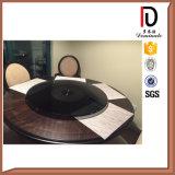 Piattaforma girevole di vetro della Tabella durevole del ristorante di alta qualità (BR-BL035)