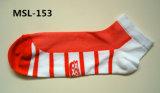 De Sokken van de Sporten van de enkel met Nylon Microfiber voor Mensen (mm-03)