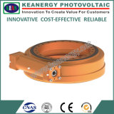 Mecanismo impulsor de la ciénaga de ISO9001/Ce/SGS para el sistema de seguimiento solar con el motor eléctrico o el motor hidráulico