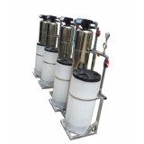 Adoucissant de réservoir en acier de 3 t/h Stainess