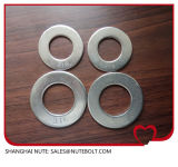 Rondelle 316 DIN125, Uss, SAE 3/4 plate de l'acier inoxydable 304 7/8 1 1.1/8, 1.1/4, 1.3/8