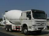 Sinotruk HOWO 6X4 30t 믹서 트럭 10m3 시멘트 믹서 트럭