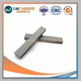 Le carbure de tungstène Les plaques de matières premières bandes