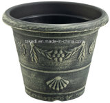 Classic pote de flores de plástico PP (KD3102SN-KD3105SN)