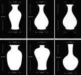 OEM классической декоративной китайский синий белый Craft фарфор керамическая ваза