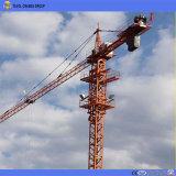Marken-Cer ISO Qtz63 5013 China-Tavol mit 6ton und 50m Hochkonjunktur-Turmkran