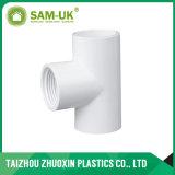 Sch40 de bonne qualité La norme ASTM D2466 Adaptateurs de couplage en PVC blanc Un01