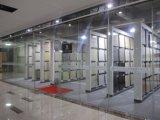 azulejos grises del cemento del color de 300*300m m para el cuarto de baño