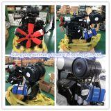 Moteur diesel suralimenté refroidi à l'eau de série de 6-Cylinder 6BTA5.9 avec la qualité pour l'industrie du bâtiment