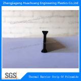 Je forme la bande thermique 10mm-32mm d'interruption du polyamide renforcée par fibres de verre 66