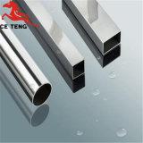 304/304L/316/316L tuyaux sans soudure en acier inoxydable de matériaux de construction