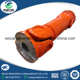 Accoppiamento della giuntura universale dell'acciaio legato di alta qualità SWC con la giuntura del cardano