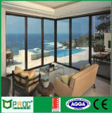 Puerta deslizante del diseño de la parrilla de Pnoc080310ls para la sala de estar