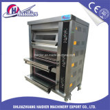 De Oven van het Baksel van het Brood van de Apparatuur van de Bakkerij van Commecial (volledige ook beschikbare bakkerijlijn)