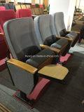Chaise d'auditorium à prix bon marché en bois pliable populaire (YA-01)