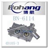 Ölkühler-Deckel Bn-6114 Bonai Motor-Ersatzteil-KOMATSU-4D105-3