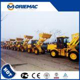 XCMG ZL50GN 3m3 de 5 toneladas Pá carregadora de rodas dianteiras