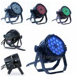 RoHS High Power RGBW 18PCS 10W Parco Training course Light LED