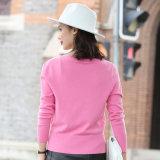 Cashmere Sweater, Winter-Kleidung der Dame