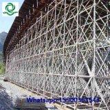 Подгонянные леса Q235 Q345 стальные Ringlock