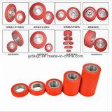 Venda a quente Roda de sílica gel rolo de borracha de silicone de precisão