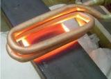 El calentamiento por inducción la creación de la máquina para el calentamiento de la placa de acero