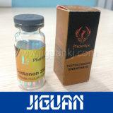 Rectángulo impreso del frasco de los esteroides 10ml del holograma, rectángulo del empaquetado farmacéutico