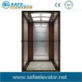 Espejo clásico aguafuerte Passengerelevator elevador residencial