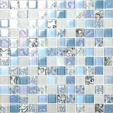 Azulejos de suelo de cristal de mosaico diseño caliente de la venta de Foshan del nuevo