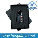 3개의 다이얼 PC 여행 수화물 조합 Tsa 자물쇠 (YH1052)