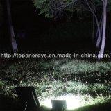 20W IP65 im Freien mit Solar-LED Flut-Licht der Lithium-Batterie-