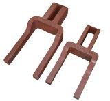 鋼鉄フォークリフトの予備品の鋳造物